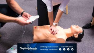 Corso BLSD - Basic Life Support Defibrillation